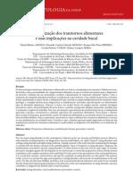 Caracterização dos transtornos alimentares e suas implicações na cavidade bucal