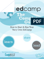 How To EdCamp