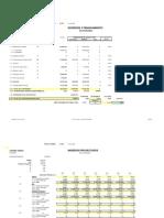 Cuadros de Cálculos financieros