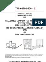 TM 9-3990-206-10  FLATRACK M1077/A1 AND M1