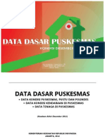 Data Dasar Puskesmas - All