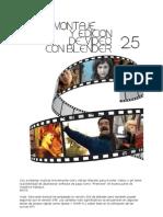 Tutorial de Montaje y Edicion de Video en Blender