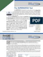 Autocad Super Hatch Tool