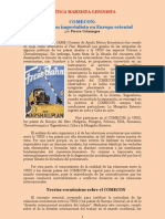 Colaunges - COMECON. Explotación Imperialista en Europa Oriental (1975)