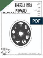 Primary Flipbook Spanish
