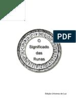 O significado das runas
