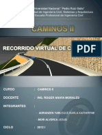 Recorrido Virtual de La Carretera