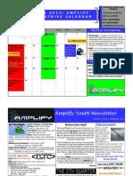 Amplify Student Newsletter - September 2013