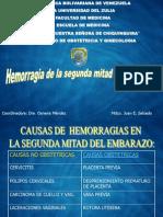 Hemorragias en La Segunda Mitad Del Embarazo 1207190240498582 8