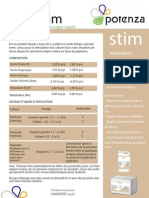 Potenza  STIM Anverso