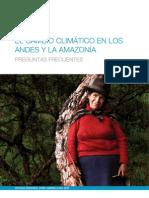 cambio climático - andes amazonia UICN (2012)