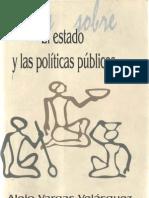137915411 VARGAS Alejo Notas Sobre El Estado y Las Politicas Publicas