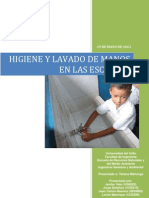 HIGIENE Y LAVADO DE MANOS EN LAS ESCUELAS.docx