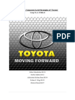 toyota stp strategies
