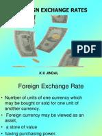 Exchange Rate Calculations