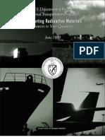 DOE - Radioactive Source Transport Paper