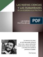 Las nuevas Ciencias y las Humanidades.pptx