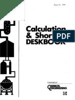 Chemical Engg Calculation & Shortcut Deskbook
