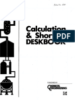Chemical Engg Calculation & Shortcut Deskbook