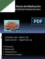 Cefalea Por Abuso de Medicacion