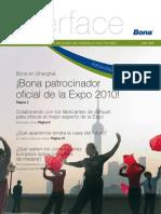 Bona Interface June 2010 Spanish
