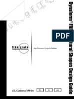 FRP structural design