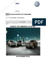 Amarok Power Basic Plus -Yarabamba[1]