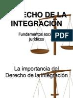Unidad Xx Derecho Integracion