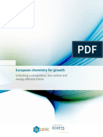 Energy Roadmap the Report European Chemistry for Growth