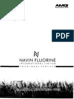 Annual Report  2005 Navin Fluorine