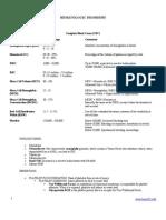 Path Hematology Review