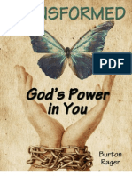 Transformed Gods Power in You Gift