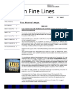 Between Fine Lines  l  Vol 2 Issue 9 l July 2013