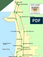 Newport Bus Loop Map