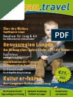 LungauTravel Reisemagazin Sommer 2008