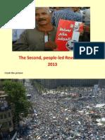 Revolution Not a Coup 2013 Iman Bibars