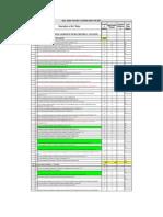 Cross Audit Rating - Sample