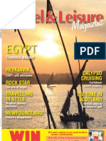 The Travel & Leisure Magazine May/June 09