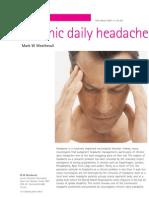 Chronic Daily Headache