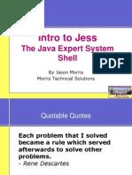 Intro to Jess