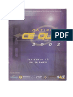 CE National Quiz 2002