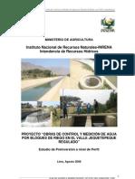 Informe Principal Jequetepeque