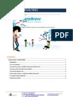 Guida base all'uso di Pearltrees