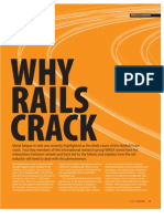 Why Rails Crack