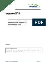 Release Notes Alvarion Breezenet B v6.0 100126