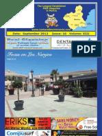 Costa Cálida Chronicle September 2013