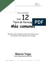 12 Tipos de Noviazgo