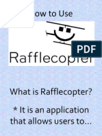 Maricel Olleres How to Use Rafflecopter