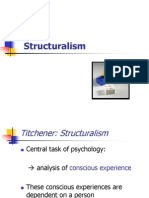 Structuralism-Functionalism