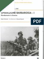 Operazione Barbarossa I - Sfondamento in Ucraina - Unione Sovietica Giugno 1941